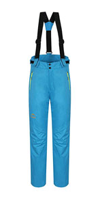 Women's Overall Winter Ski Pants Sherpa Lined Bibs Suspenders Jumpers