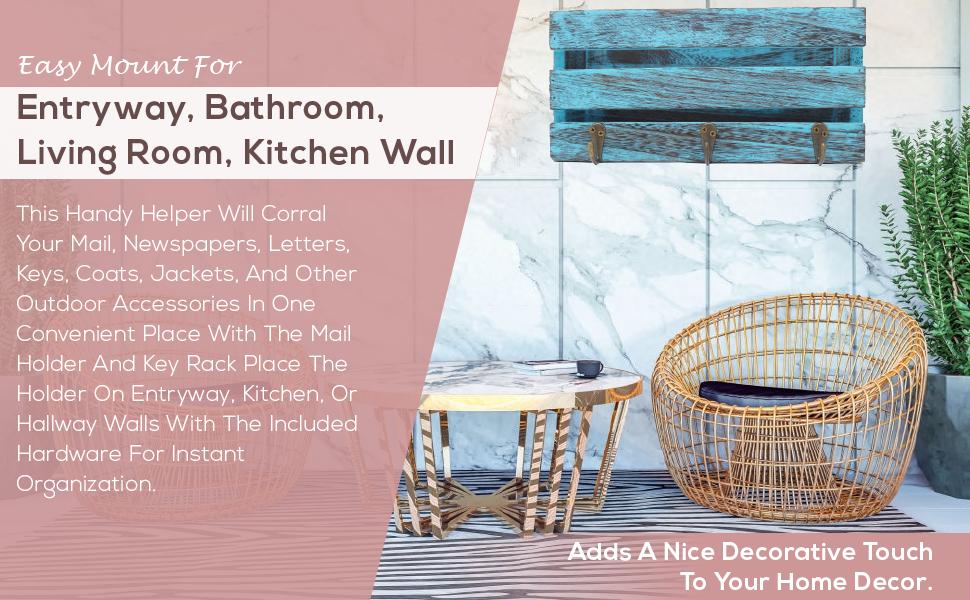 bathroom living room kitchen wall