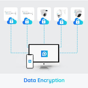 encrypted data