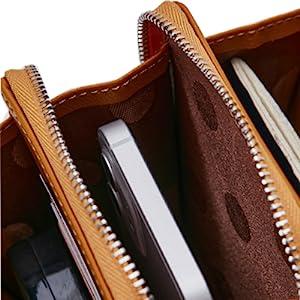 large capacity wallet