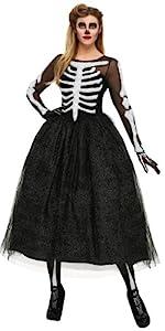 skeleton, costume, halloween