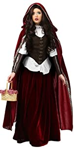 red riding hood, costume