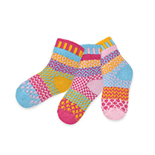 solmate newborn and baby socks