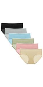 KerSK Teen Girls Underwear Cotton Briefs