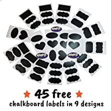 Free Chalkboard Labels In Every Order!