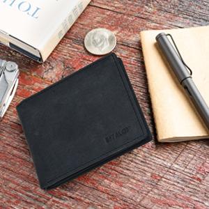 leather wallet for men