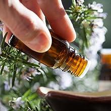 lavender, chamomile, essential oils