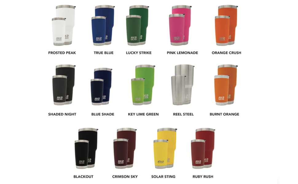 30oz Insulated Stainless Steel Tumblers