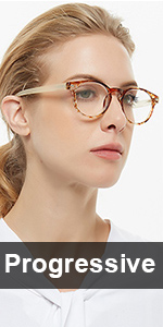 yellow lady reading glasses anti blue light reader