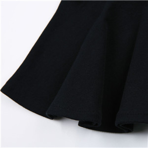 black infant dresses