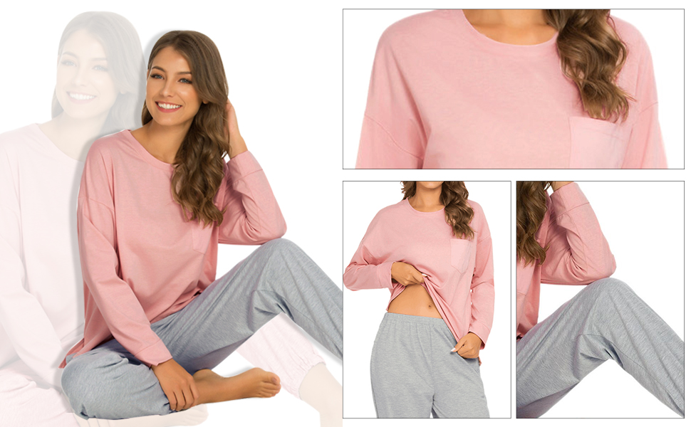 womens pajamas sets
