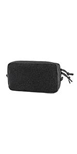 horizontal edc pouch