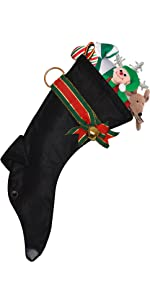 Greyhound Greyhounds pets dog stocking christmas gifts holiday decoration