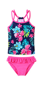 girls swimsuits 7-16 one piece