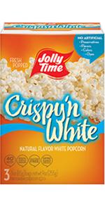 Crispy 'N White