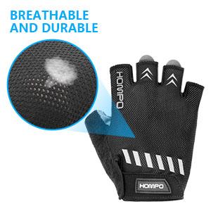 bike gloves fingerless