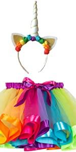 unicorn tutu skirt