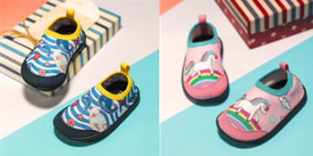 Baby Boys Girls Water Shoes Barefoot Soft Sole Prewalker Indoor Outdoor Beach Shoes