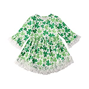 St. Patrick's Day Girls Clothes