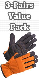 work gloves pack