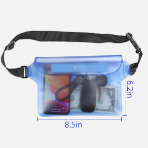 waterproof phone pouch bag