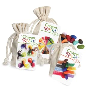Crayon Rocks Bags