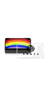 Kraze FX Domed 1-Stroke Split Cake