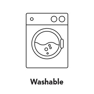 Machine washable kitchen appliance covers