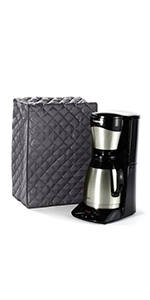 Coffee maker cover