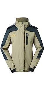 ski jacket women