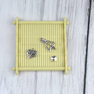 tiny silver charms tiny colorful beads tiny key charm gold tiny charms for jewelry making