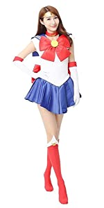 sailor moon usagi cosplay costume anime animation comic con halloween serena full set