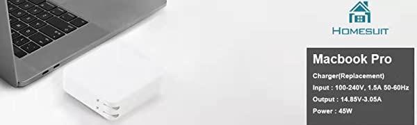 mac laptop charger