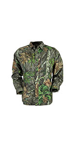mossy oak obsession tick proof shirt gamehide bug insect