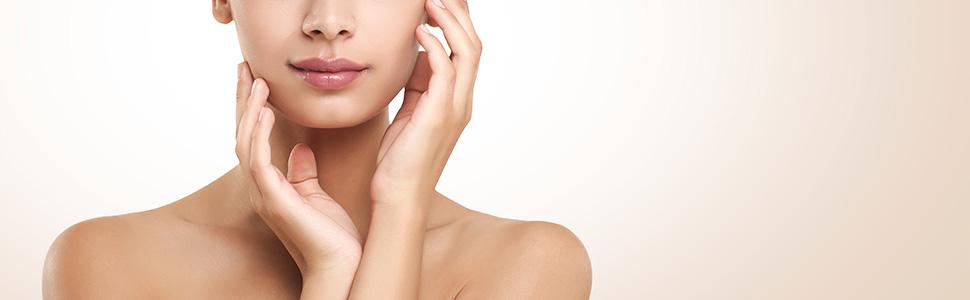 Best Fast Moisturizing Natural Organic Hyaluronic Acid Skin Serum with Anti-Wrinkle Effects