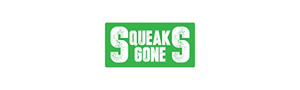 Squeaks Gone safe non-toxic friendly repair maintain clean fix squeaking doors hinge bed frame bike