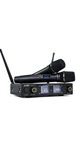 professional wireless microphone
