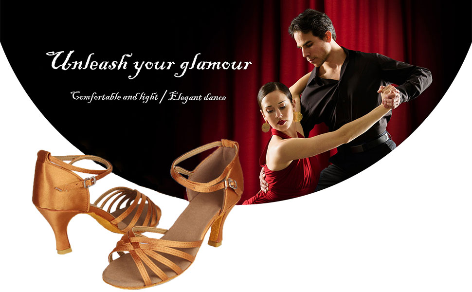Dance shoes of 213