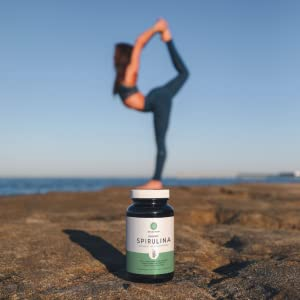 spirulina,tablets,organic,usda,raw,natural,pure,vegan,alga,protein,non-irradiated,superfood,green