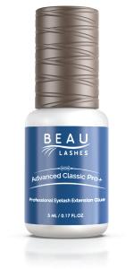 Beau Lashes Professional Eyelash Extension Glue Adhesive Advanced Classic Pro+