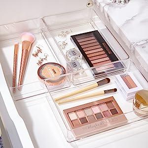 vanity drawer organizers