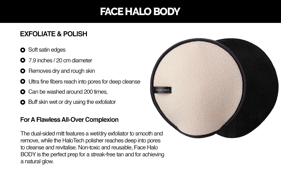 shower scrubber body skin cleanser pads body cloth