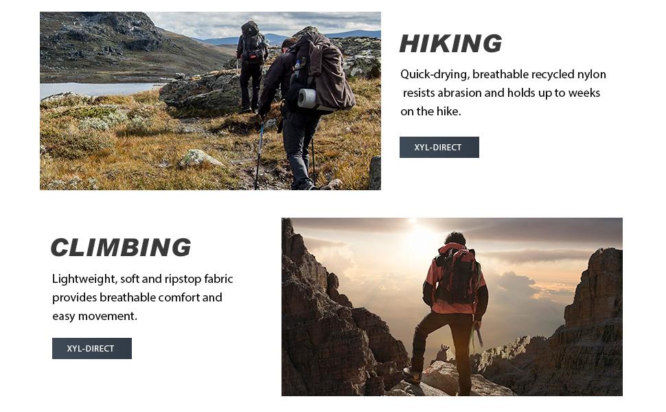 hiking pants men