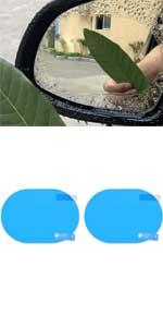 Car Side View Mirror Waterproof Anti-Fog Film