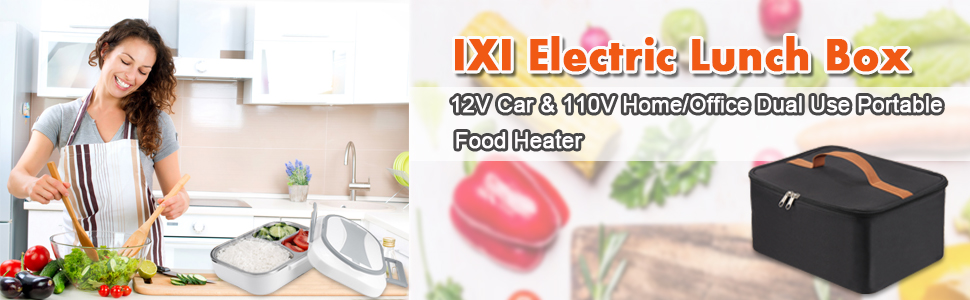 IXI Electric Lunch Box
