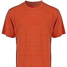 orange t shirts dry fit sports jogging joggers short sleeve summer