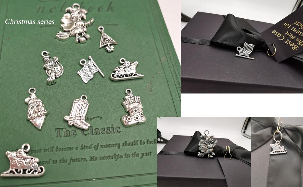 Vintage pendants Vintage metal charms vintage charms for crafting jewellery making beads