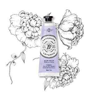 lavender, hand cream, hand lotion, lotion, gift, gift for her, essential oils, natural, provence
