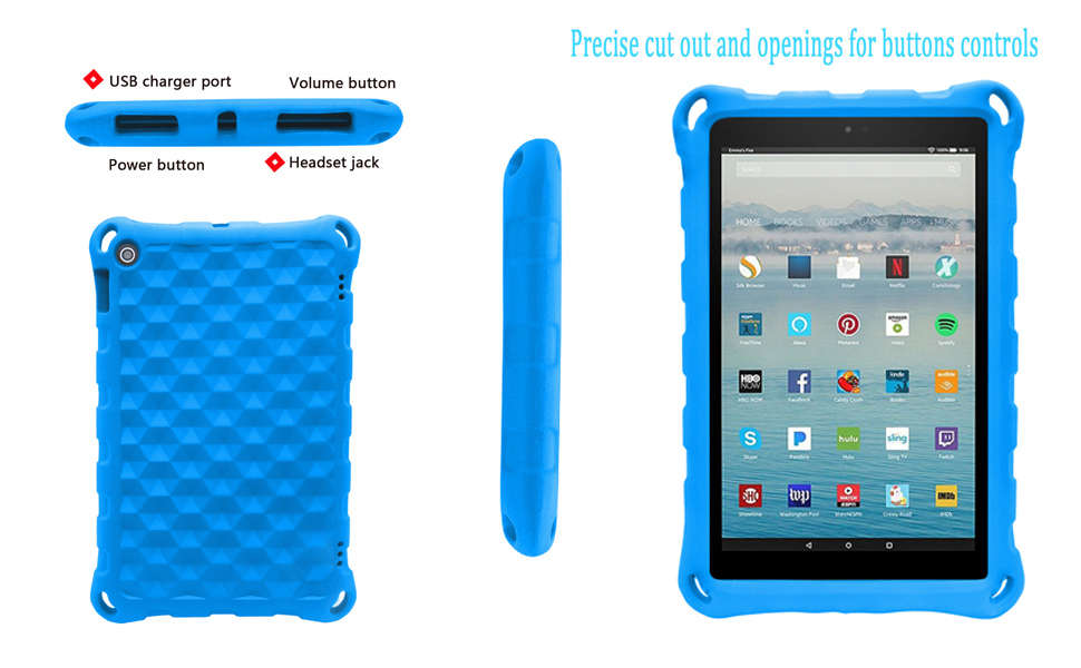 TABLET CASE FOR FIRE HD 10