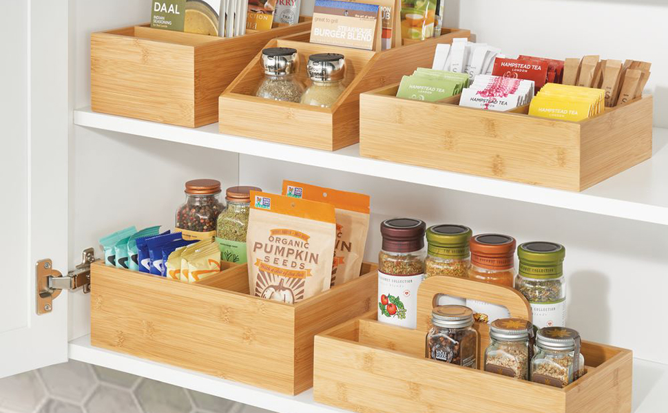mDesign - The beauty of bamboo for your kitchen